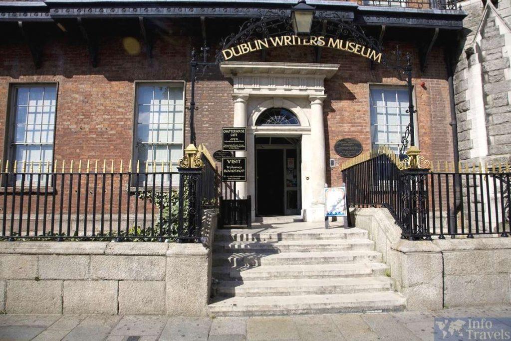 Музей писателей топ 9 лучших достопримечательностей Дублина