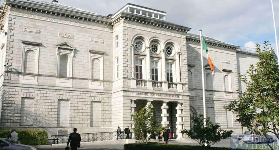Национальная галерея Ирландии в топ 9 лучших достопримечательностей Дублина