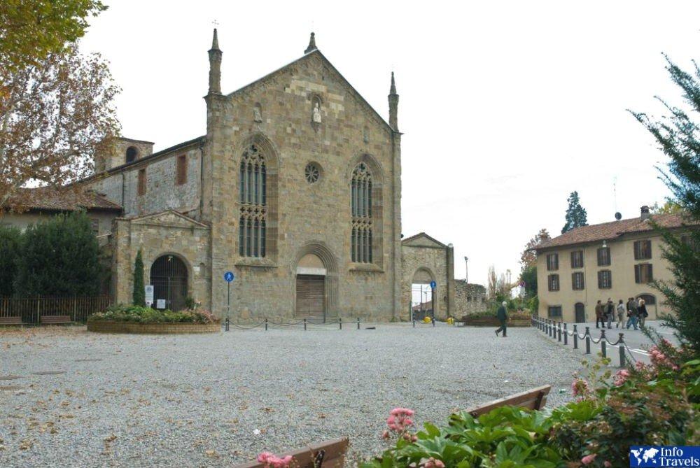 Церковь Сант Агостино (Chiesa di Sant'Agostino)