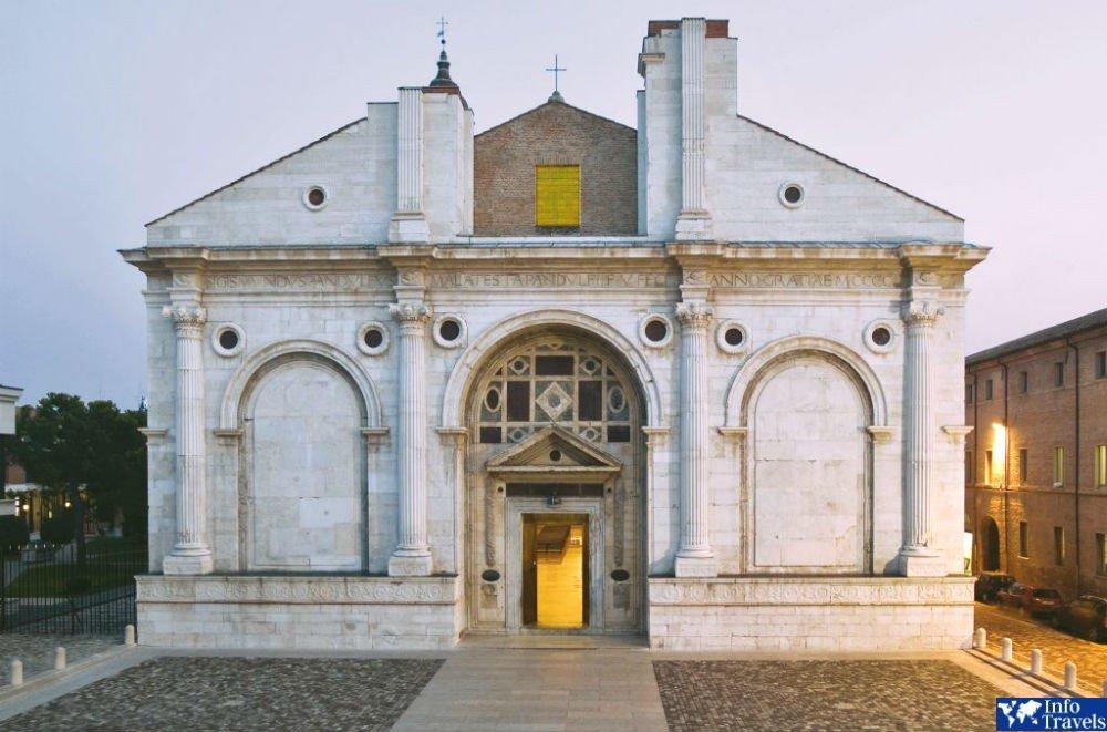 Храм Малатеста (Tempio Malatestiano)