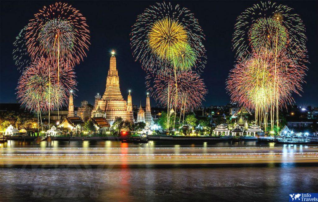 Новый Год в Бангкоке