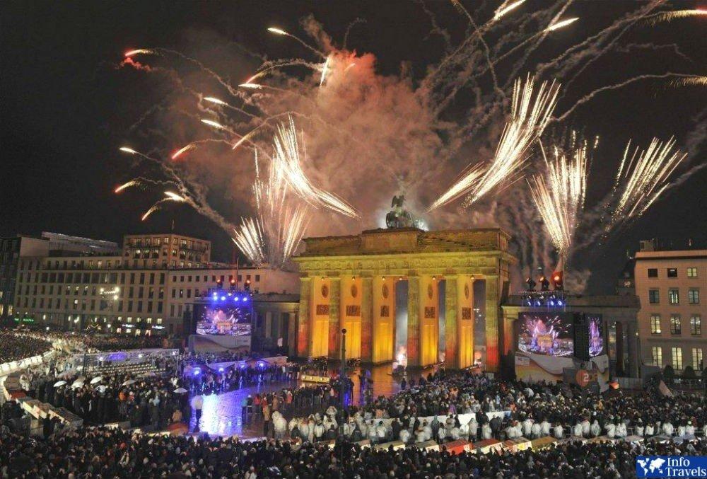 Новый Год в Берлине