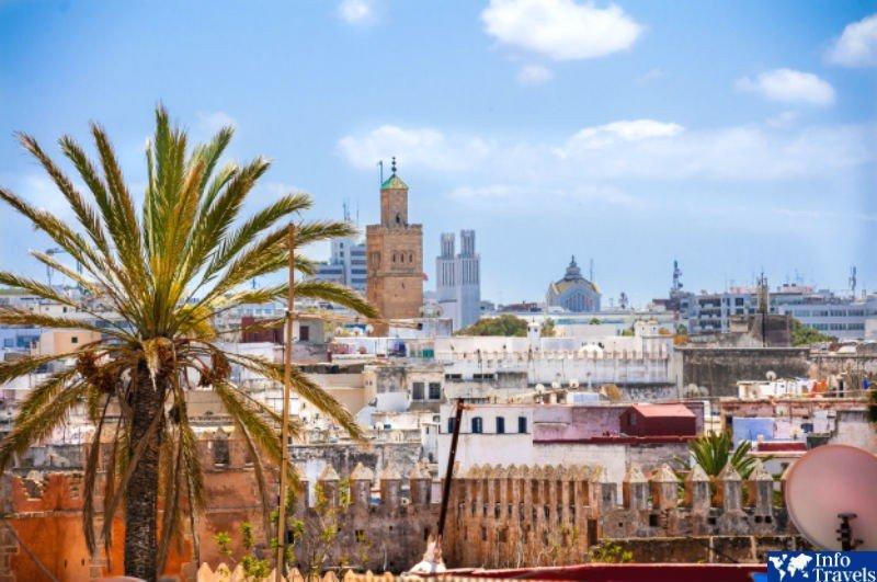 Рабат - столица Марокко
