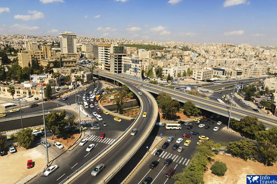 Транспорт в Иордании