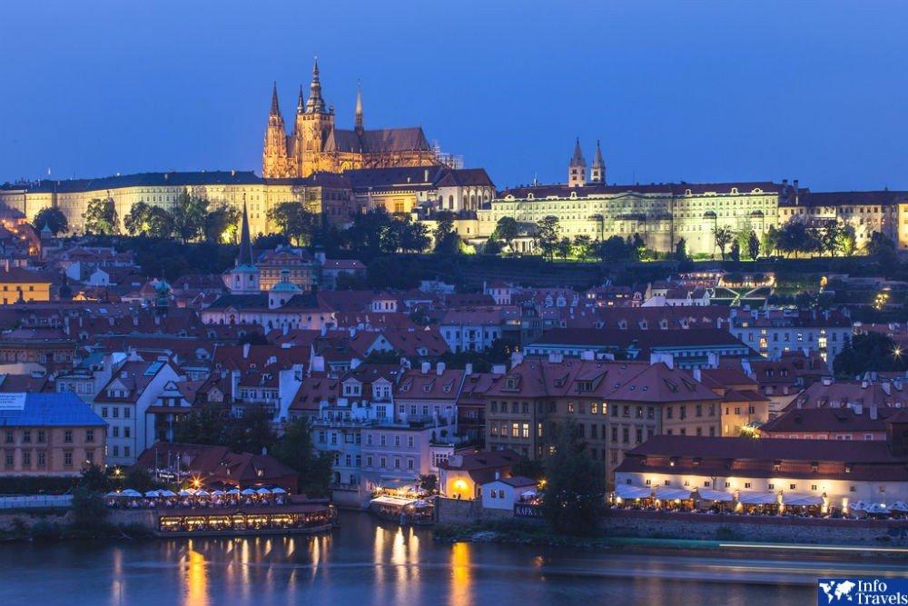Замок Градчаны. Прага