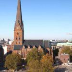 Собор святого Петра в Гамбурге