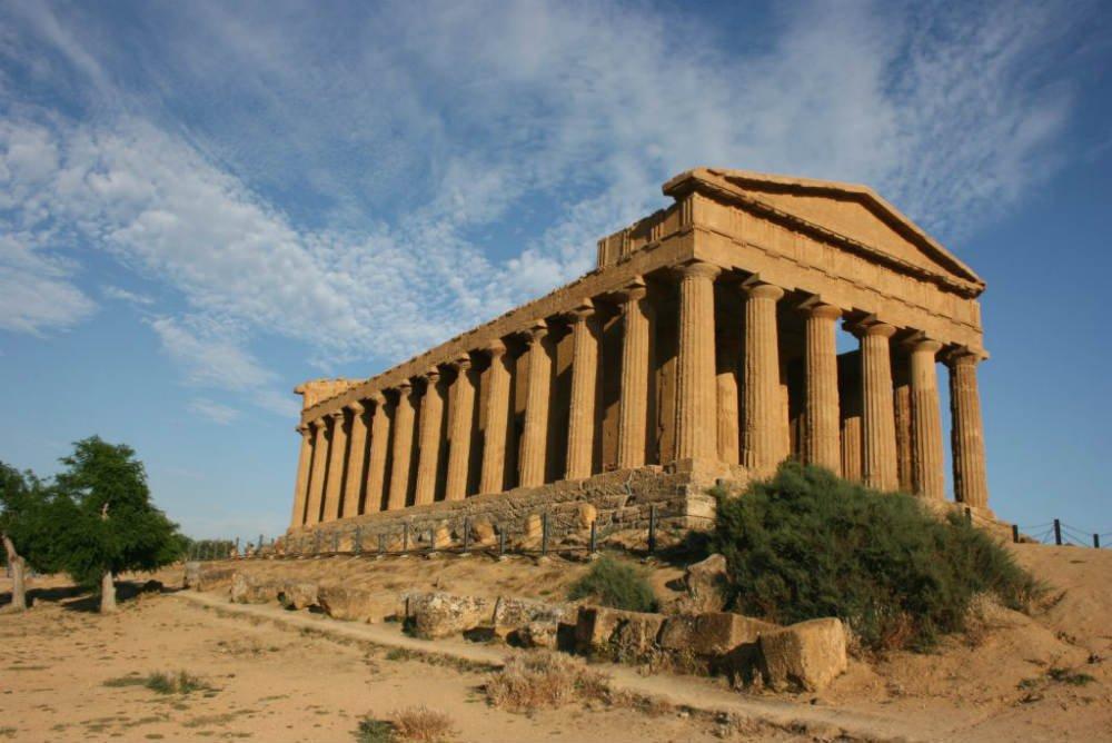 Агридженто и Долина Храмов