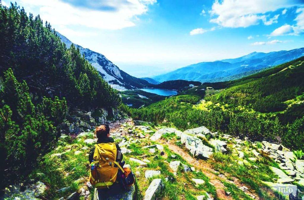 Активный Отдых в Болгарии в 2019-2020 Вид на горы в Болгарии