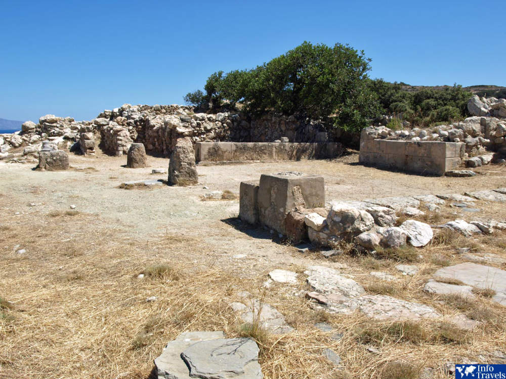 Древний город Гурния