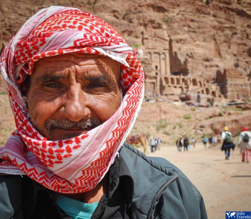 Иорданский шарф