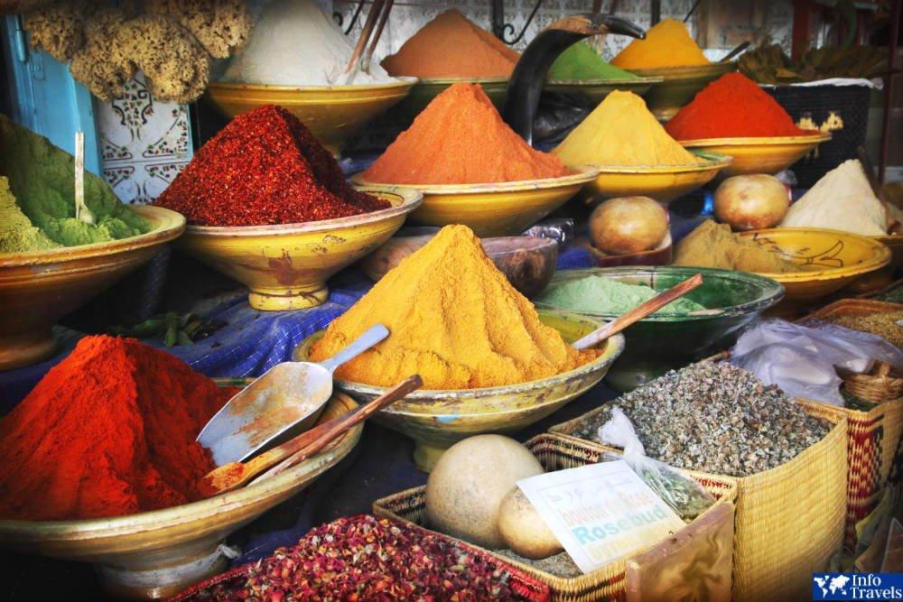 Марокканские специи