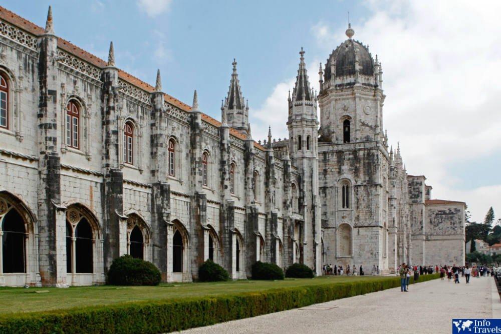 Монастырь Жеронимуш (Mosteiro dos Jerónimos)