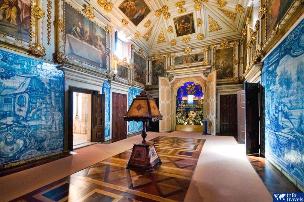 Национальный музей керамической плитки - Azulage