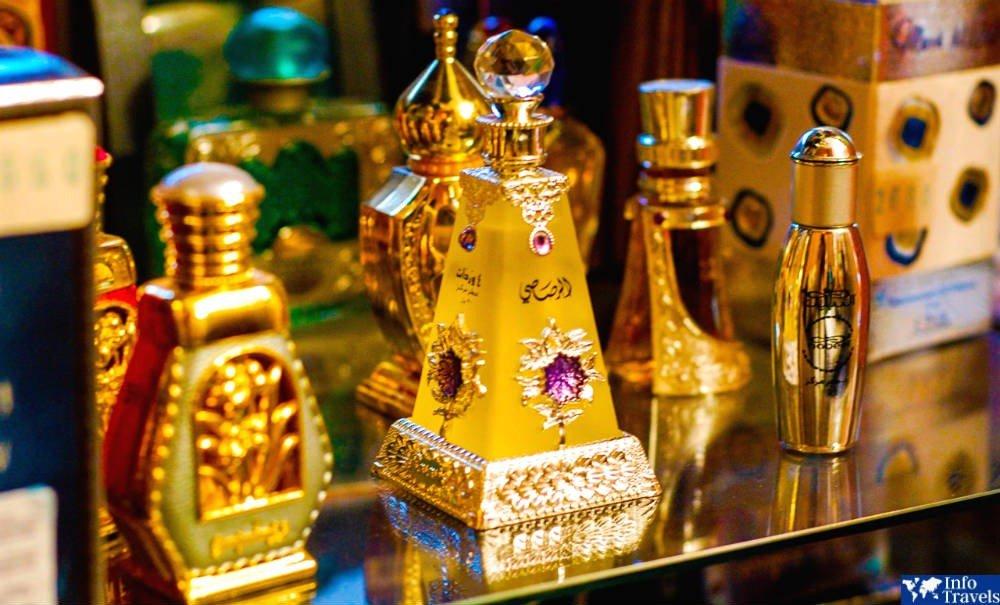 Разливная арабская парфюмерия