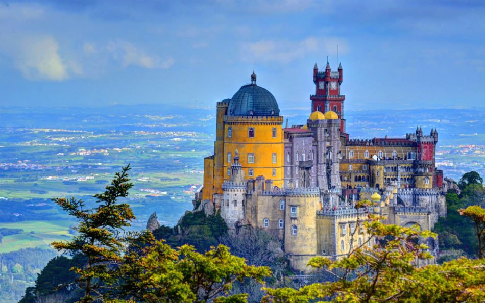 Достопримечательности города Лиссабон
