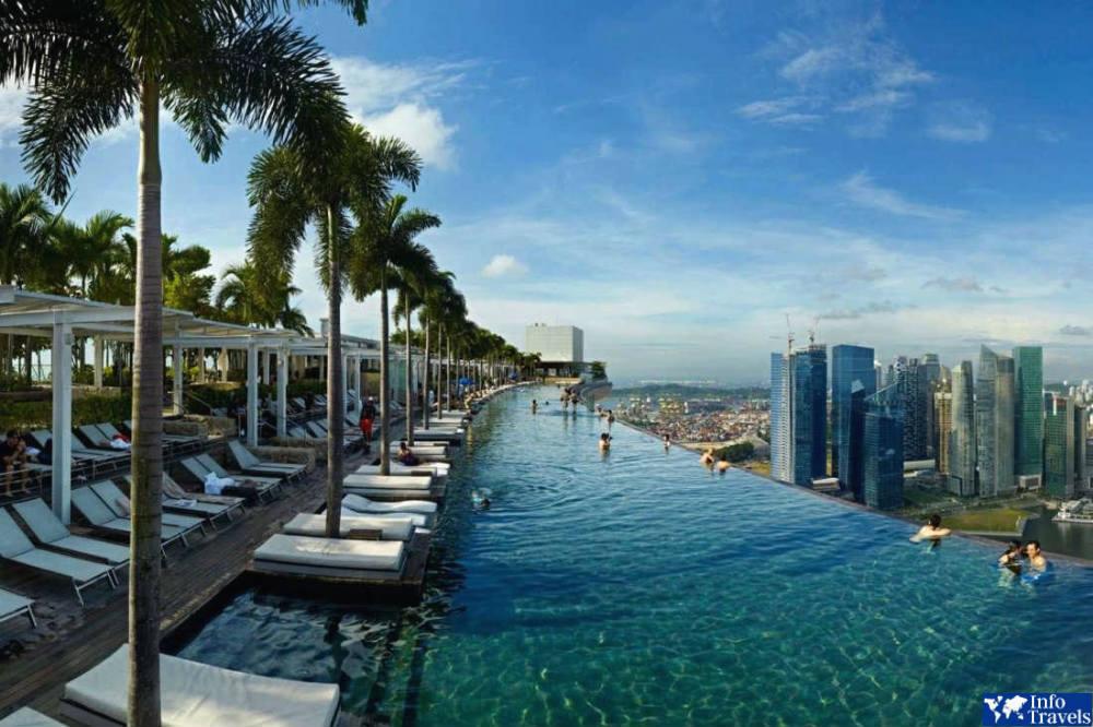 Sky Park в Сингапуре