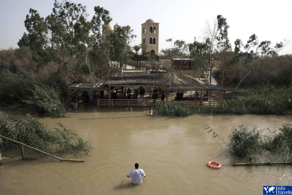 Бетния на реке Иордан