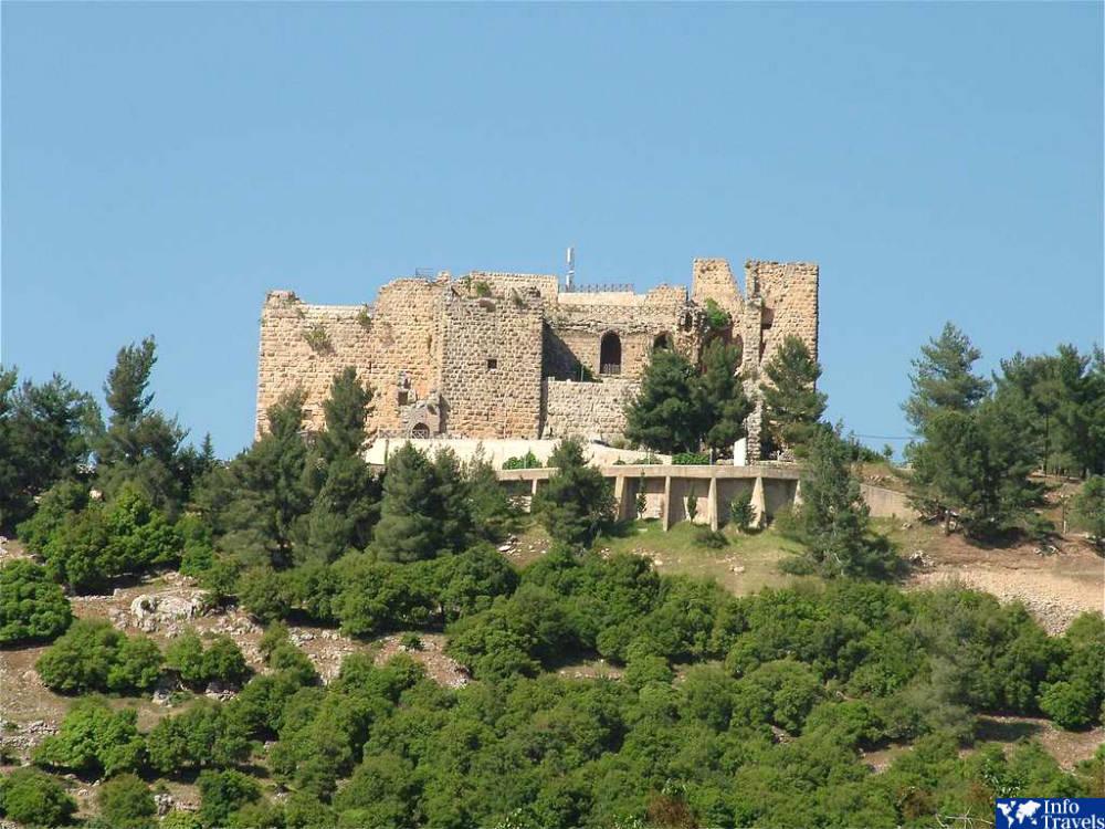 Крепость Аджлун