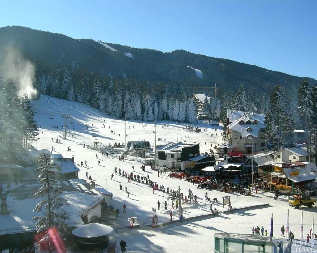 горнолыжный курорт Болгарии - Боровец