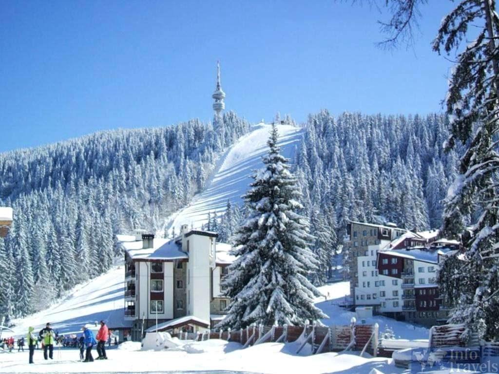 Пампорово горнолыжный курорт Болгарии