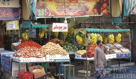Рынок Акабы