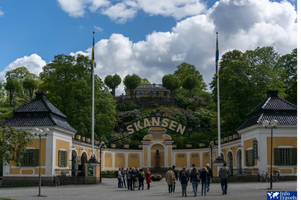 Скансен музей под открытым небом