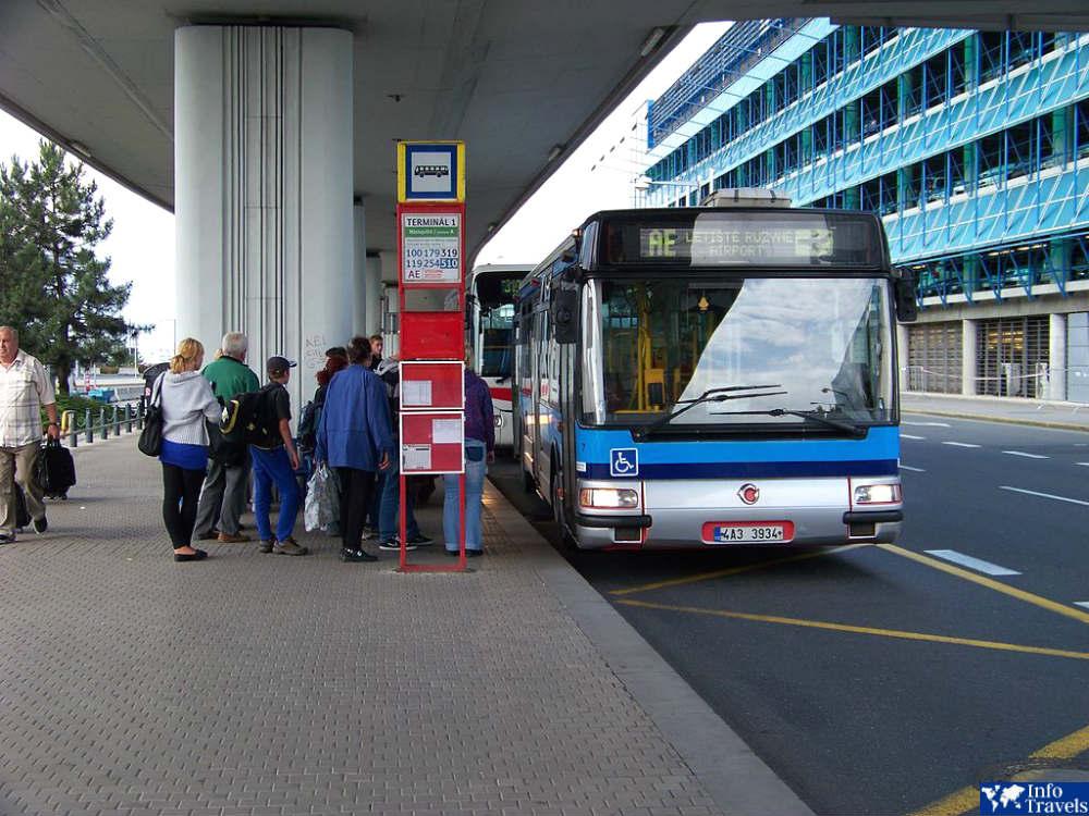 Автобус Аэропорт Экспресс