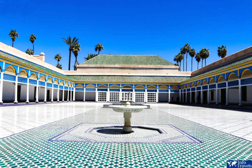 Дворец Баия