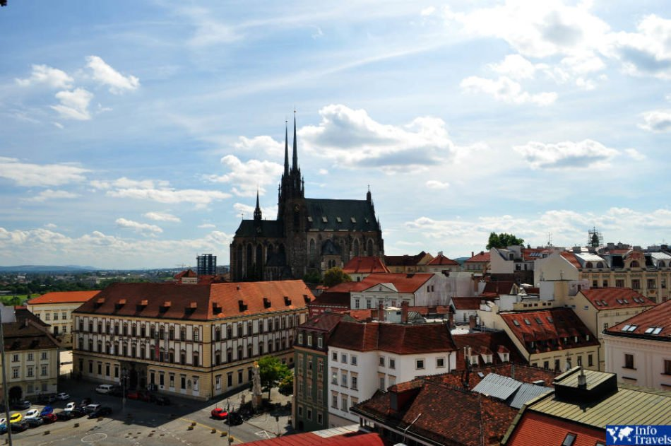 Город Брно в Чехии: достопримечательности, фото