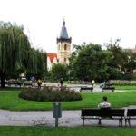 Карлова площадь в Праге