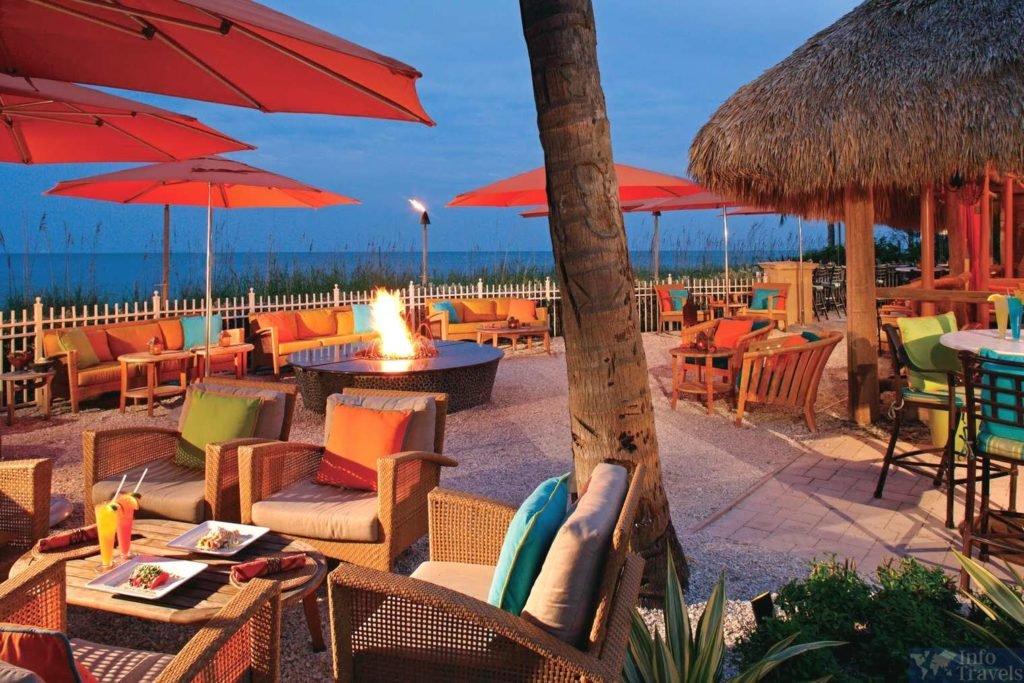 Рестораны солнечного берега