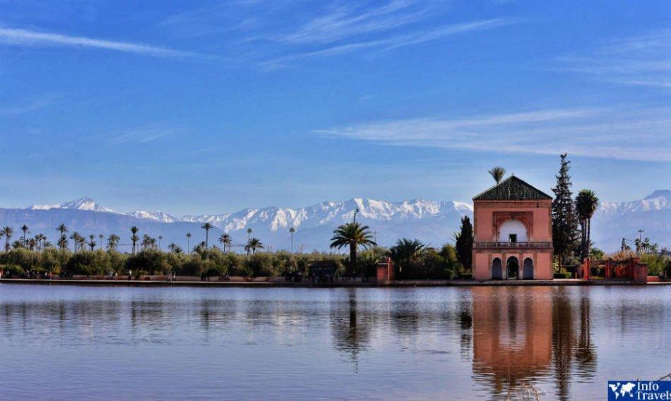 Достопримечательности Марокко фото и описание
