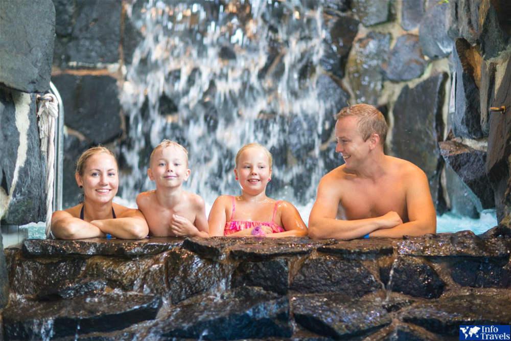 Семейный тур в Финляндию