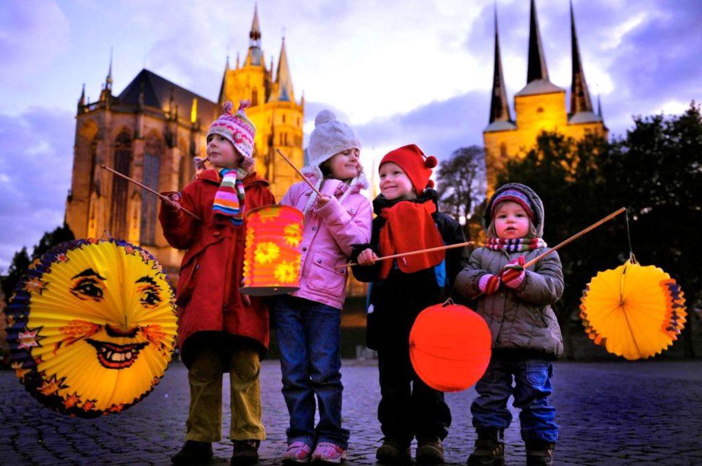 Страна для отдыха с ребенком -Германия