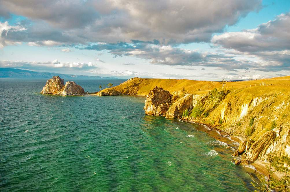 Остров Ольхон Байкал