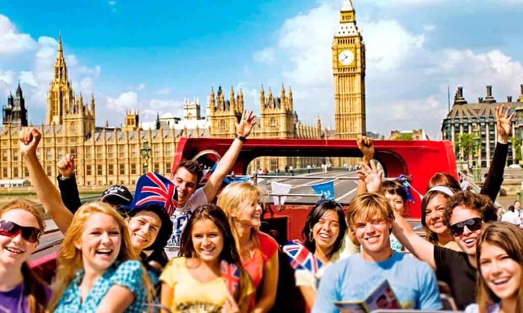 Страна для отдыха с ребенком-Великобритания