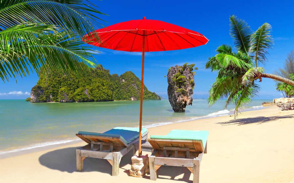 Что купить в Таиланде для пляжа