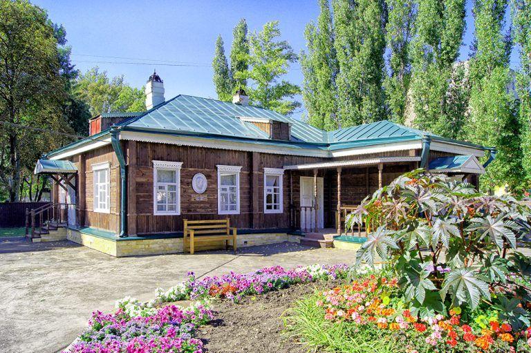 дом- музей плеханова