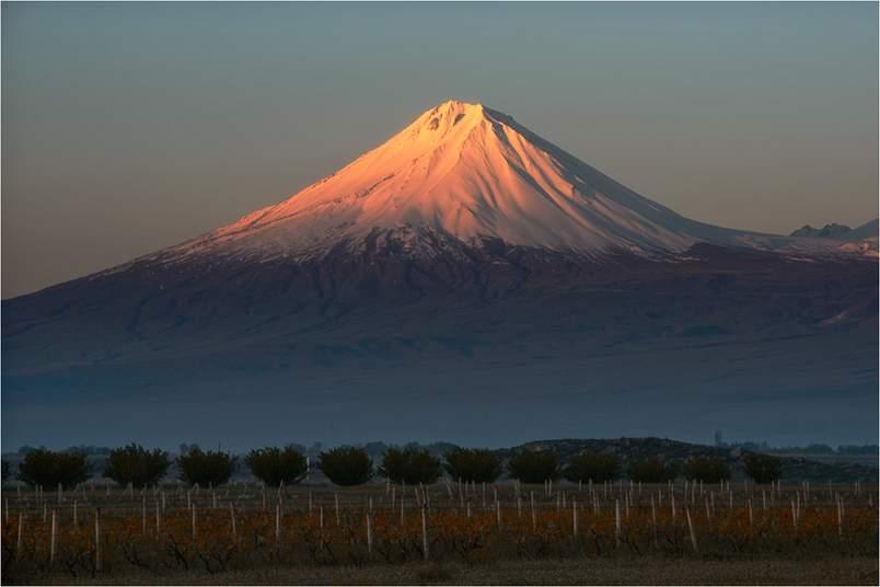 Достопримечательности Турции Гора Арарат