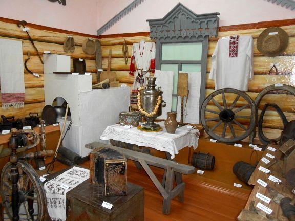 Изба крестьянина Краеведческий музей