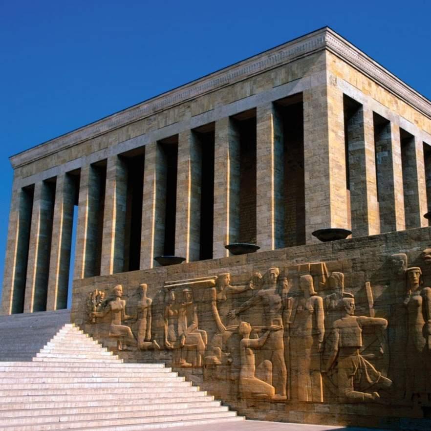 Мавзолей Ататюрка (Аныткабир)