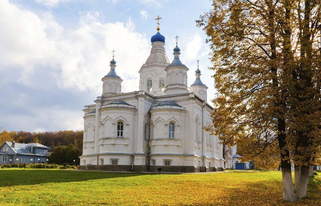 БогородичныЩегловский монастырь