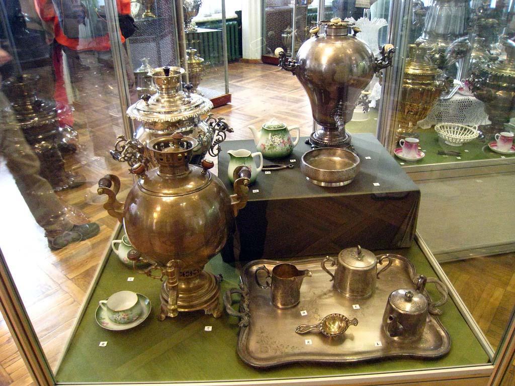 Музей самоваров Тула