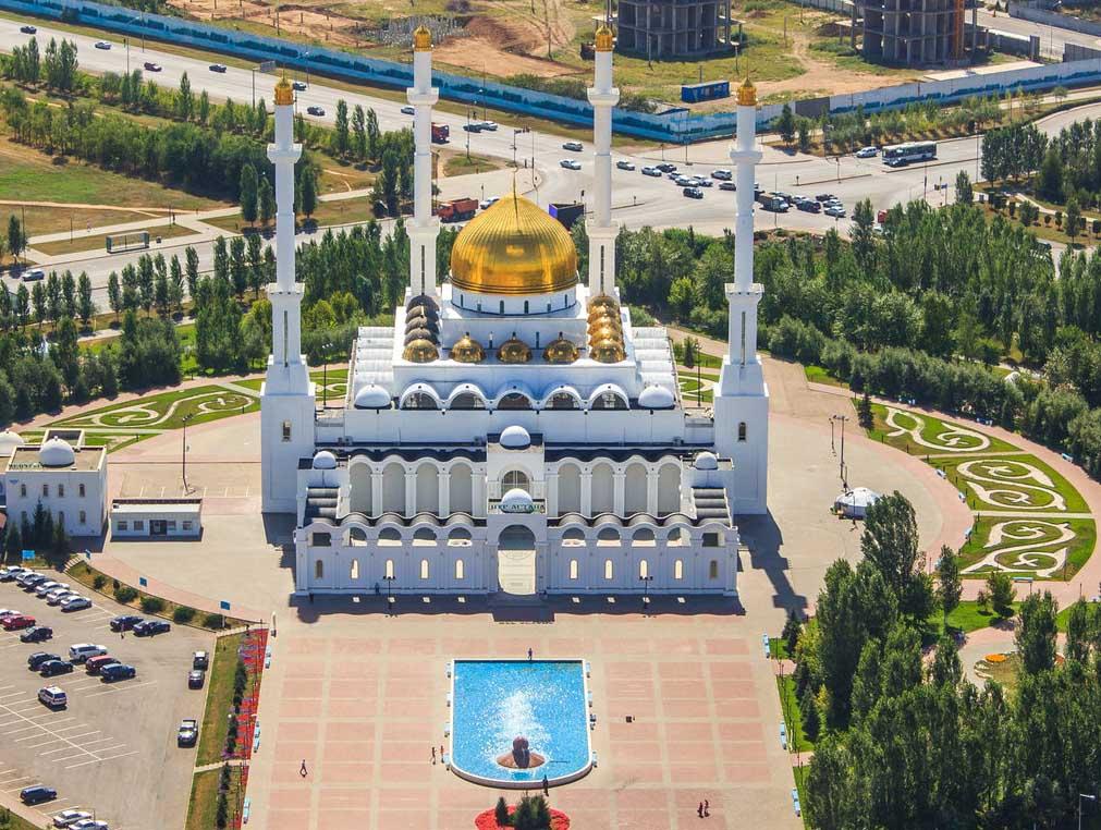 Город Чистополь мечеть Нур