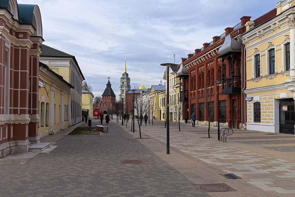 улица Металлистов Тула