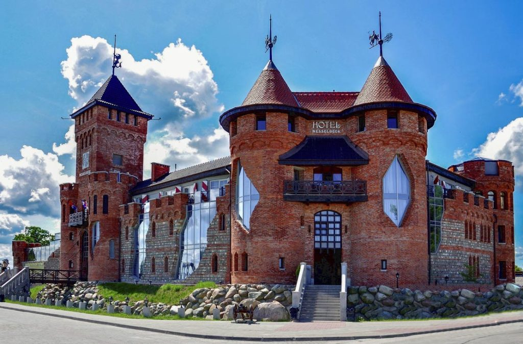 Замок Калининграда