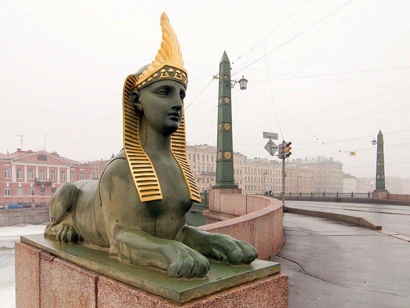 Сфинкс Санкт-Петербург